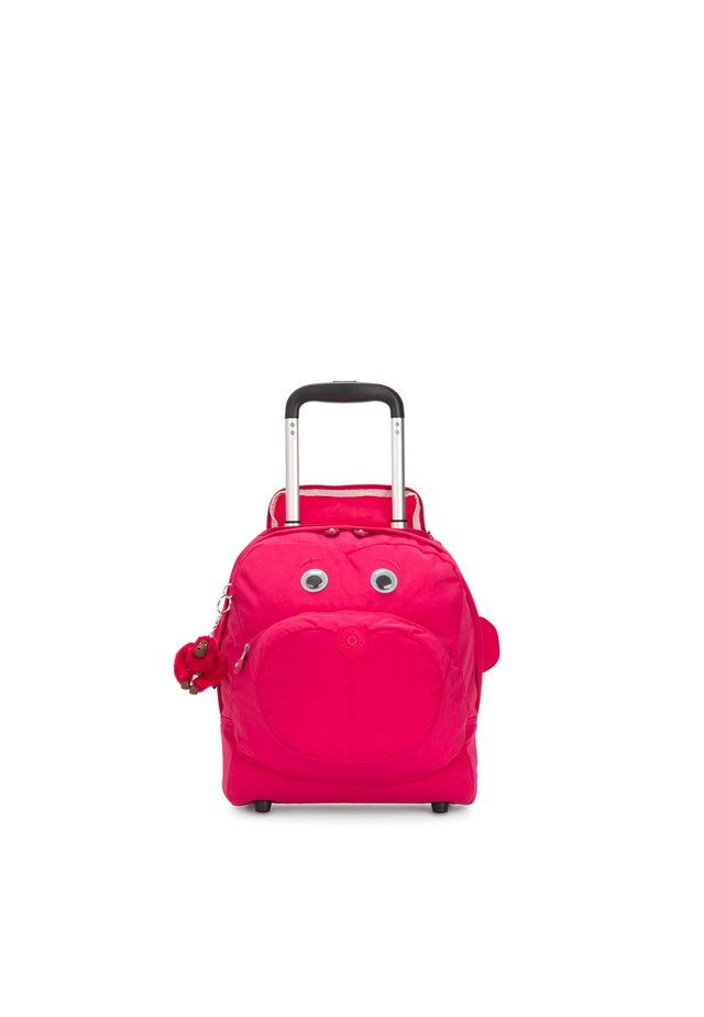 NUSI - Wheeled suitcase - true pink