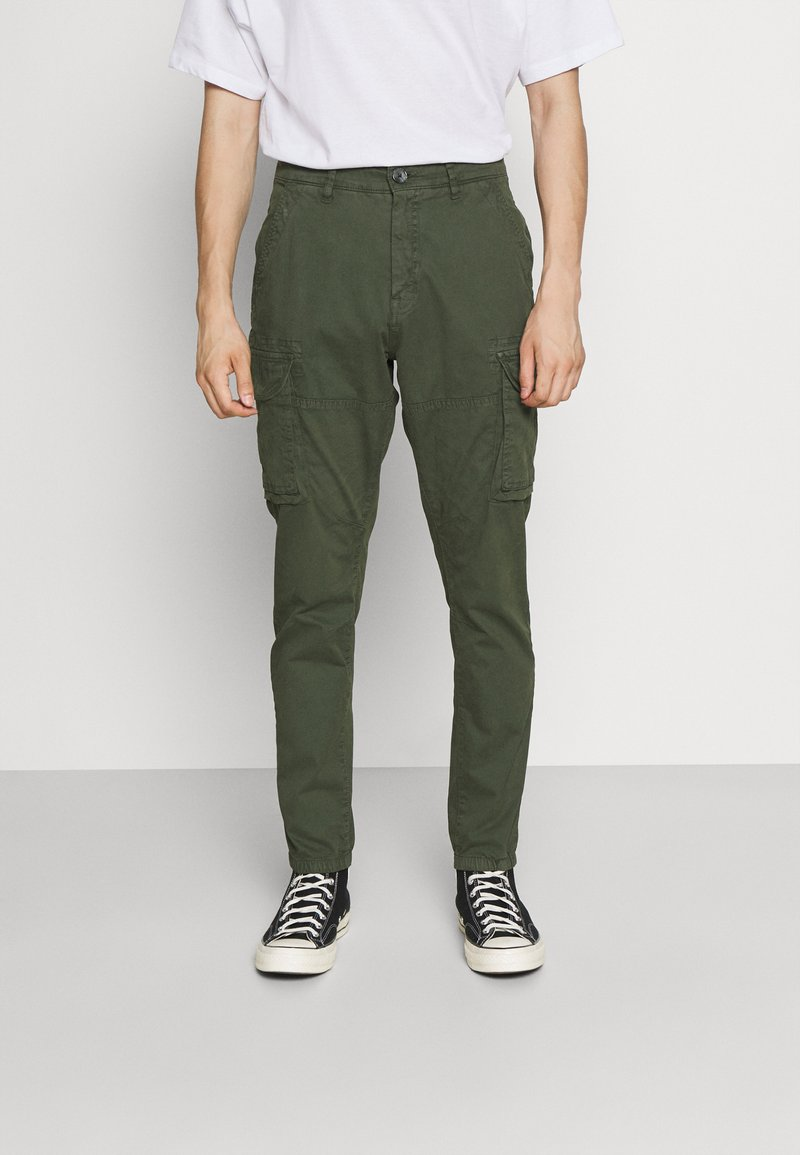 Lindbergh - Cargo trousers - khaki