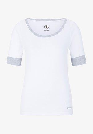 JACKIE - Basic T-shirt - weiß