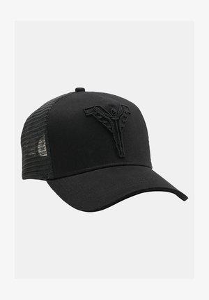 UNISEX TRUCKER MIT IKARUS-STICKEREI COLUSSI - Cap - schwarz