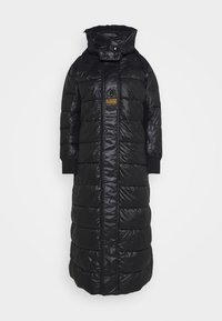 G-Star - EXTRA LONG HOODED PADDED PUFFER  - Winter coat - dk black - 6