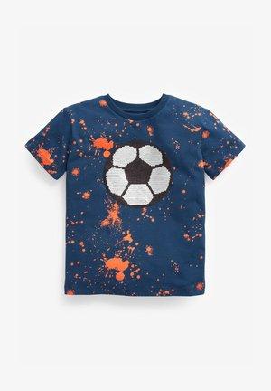 FLIPPY  - T-shirt con stampa - blue