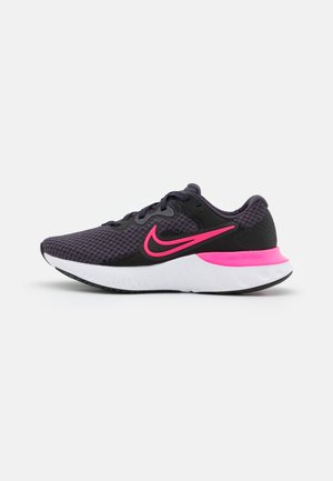RENEW RUN 2 - Neutral running shoes - cave purple/hyper pink/black/lilac/white