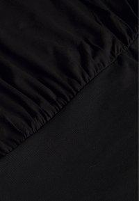 Anna Field - BASIC JERSEYKLEID - Žerzejové šaty - black - 2