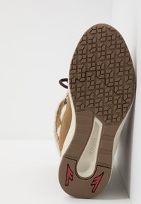 Hi-Tec - RITZY 200 WP - Vinterstøvler - brown/cream - 4