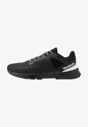 ASTRORIDE TRAIL 2.0 - Trail running shoes - black/white