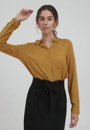 IHMAIN - Skjortebluser - sudan brown