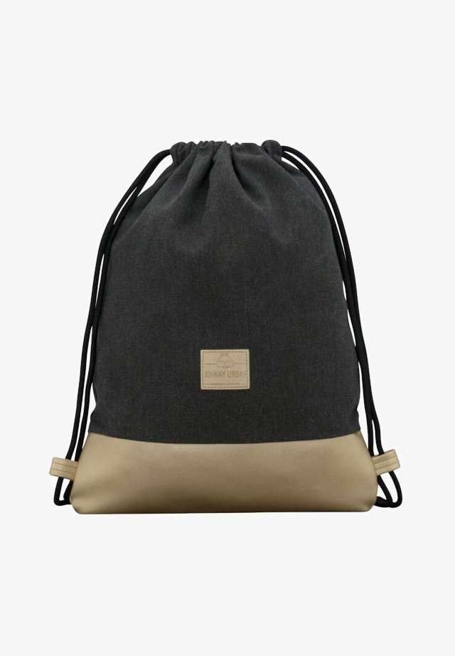 TURNBEUTEL LUKE - Sports bag - gold coloured