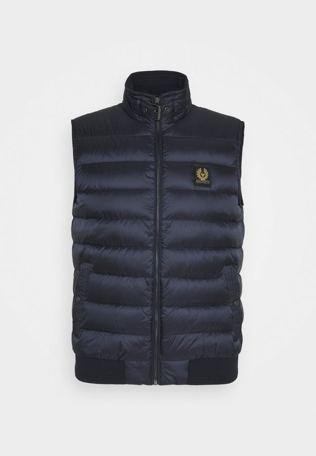 CIRCUIT GILET - Vest - dark ink