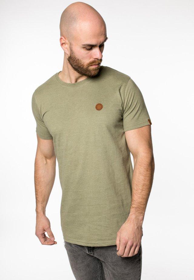 MADDOXAK  - T-shirt basic - olive