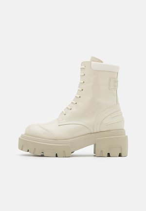 STIVALE DONNA BOOT - Platform ankle boots - sand