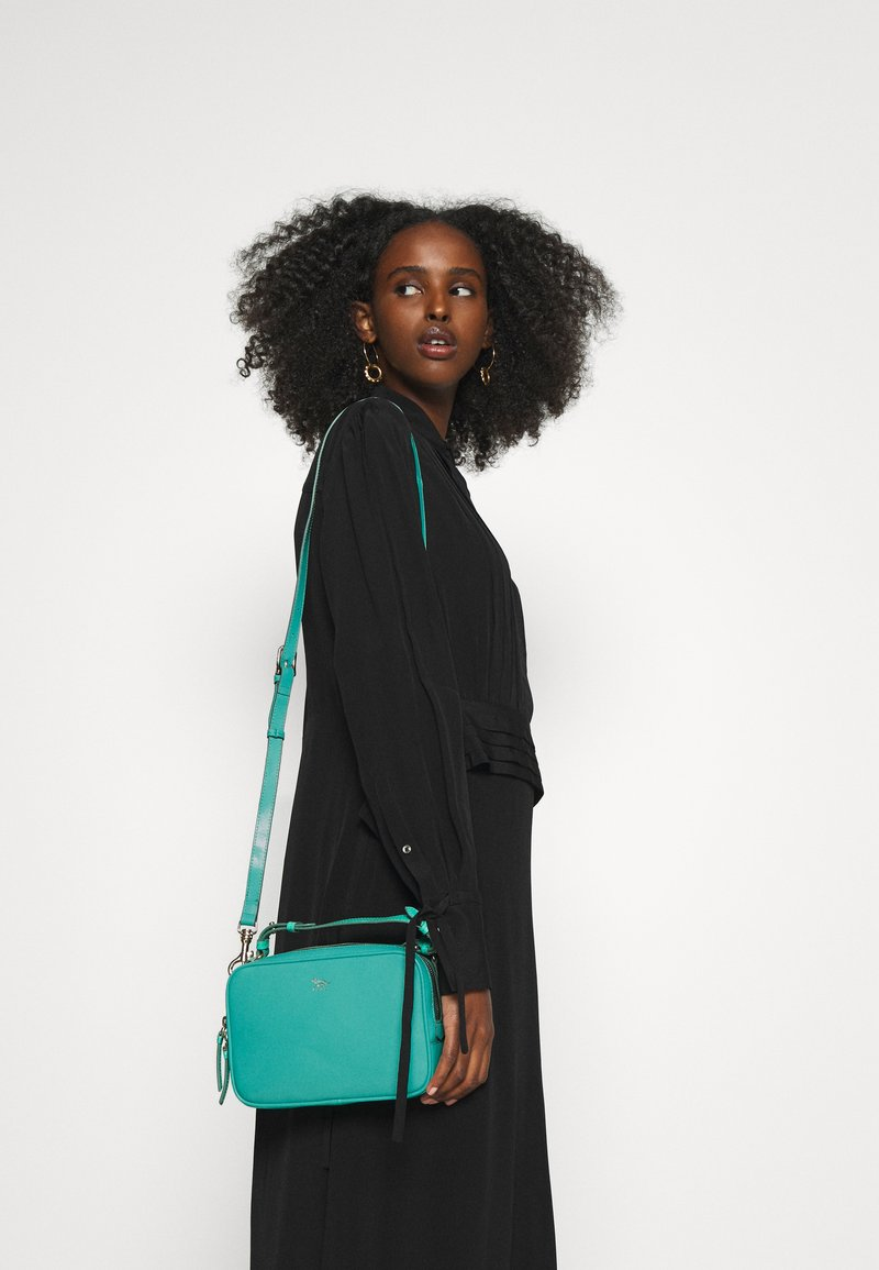 Tiger of Sweden - EREVIA - Sac à main - green turquoise