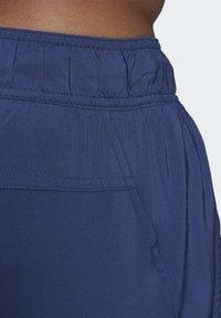 adidas Performance - SOLID TECH SWIM SHORTS - Shorts - blue - 5