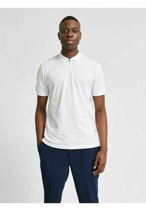 SLHREGEMON  - Polo shirt - bright white