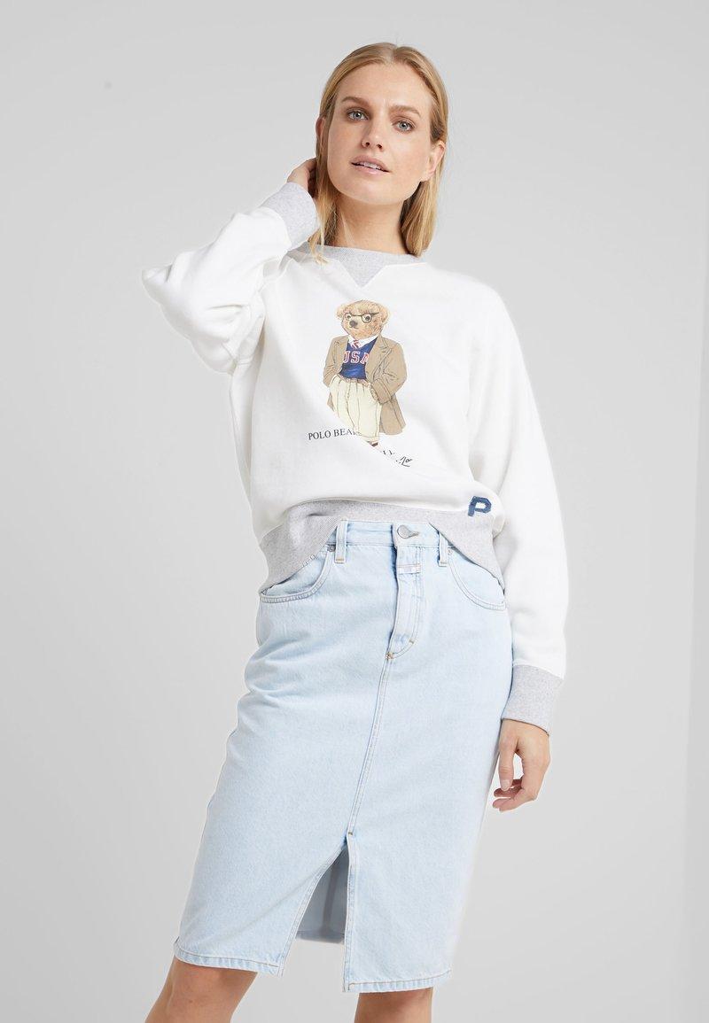 Polo Ralph Lauren - Sweatshirt - deckwash white