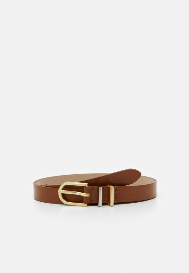 ZOE BELT - Belte - tan