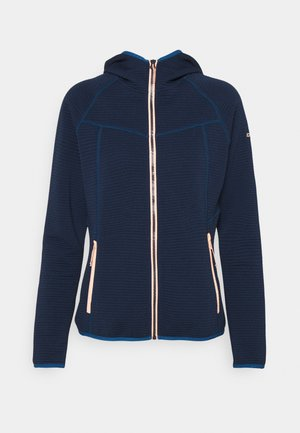 BERRYVILLE - Fleece jacket - dark blue