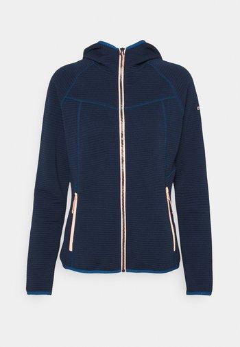 BERRYVILLE - Fleece jacket - dark blue