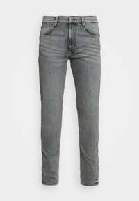 Nudie Jeans - LEAN DEAN - Slim fit jeans - grey denim - 3