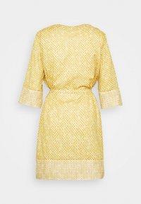 Marella - AVORIO - Day dress - giallo - 7