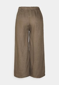 by-bar - INES PANT - Trousers - sepia - 1
