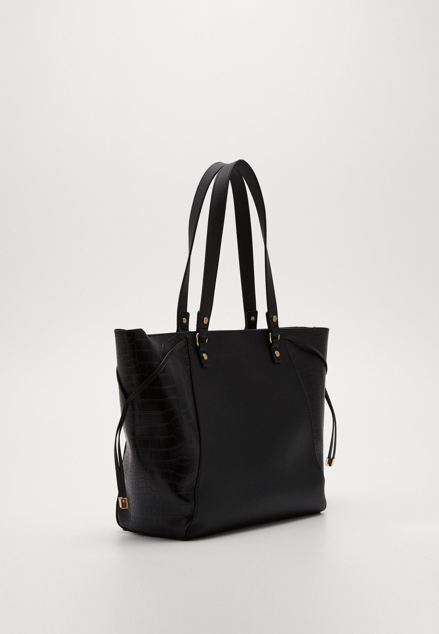 New Look Saoirse Sara Studded - Shopping Bag Black/schwarz