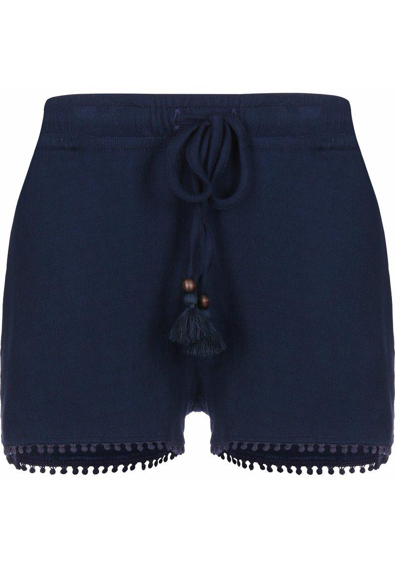Ragwear - ANIKO - Shorts - denim blue