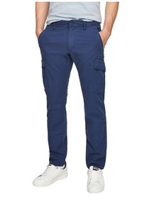 s.Oliver - Cargo trousers - blue - 3