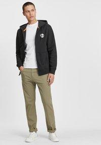 Timberland - Sweatshirt - black/white - 1