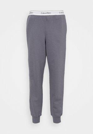 MODERN LOUNGE - Pyjama bottoms - pewter