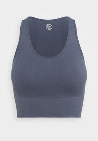 Etam - KAELEY BRASSIERE - Light support sports bra - gris - 4