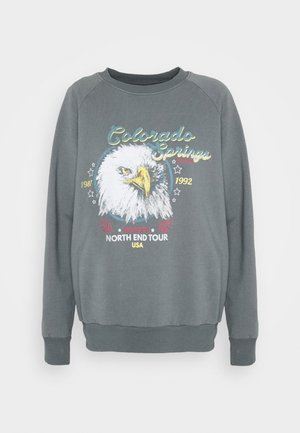 CALIFORNIA EAGLE  - Sweatshirt - black