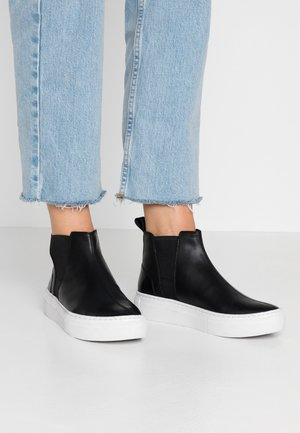 ZOE PLATFORM - High-top trainers - black