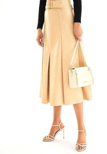 LAZURITE  - Sandalen met hoge hak - beige/white