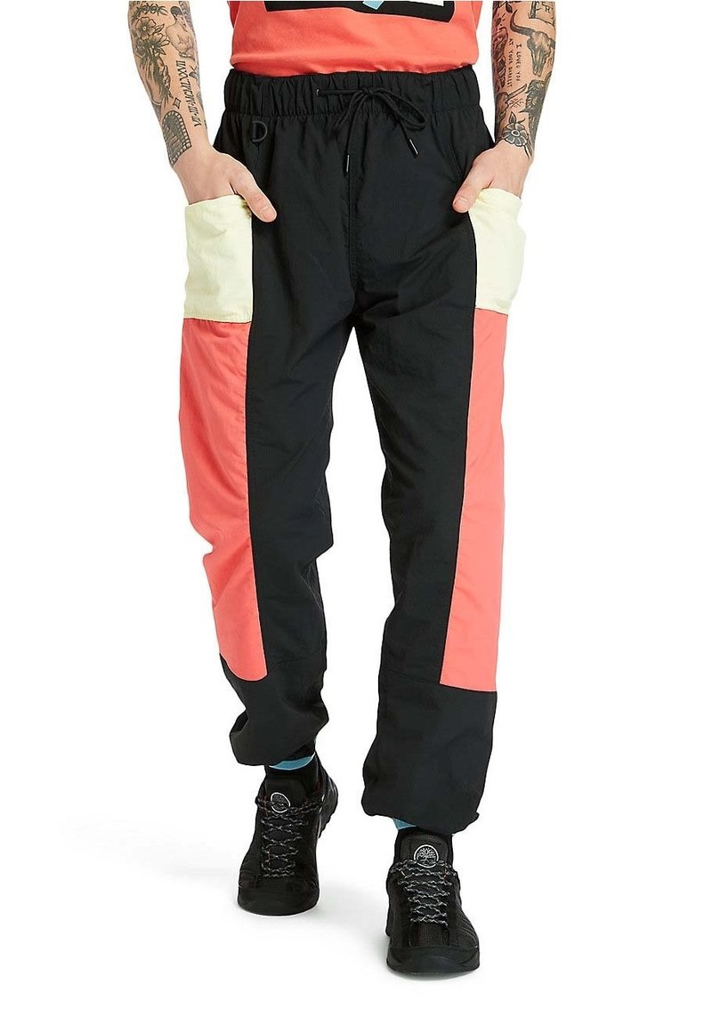 Timberland - Outdoor trousers - black cayanne luminary