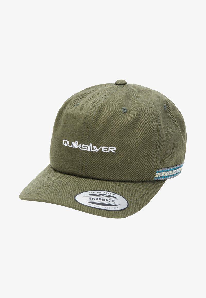 Quiksilver - Cap - khaki