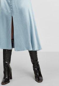 The Kooples - Day dress - blue - 4