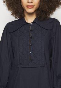 See by Chloé - Shirt dress - navy - 5