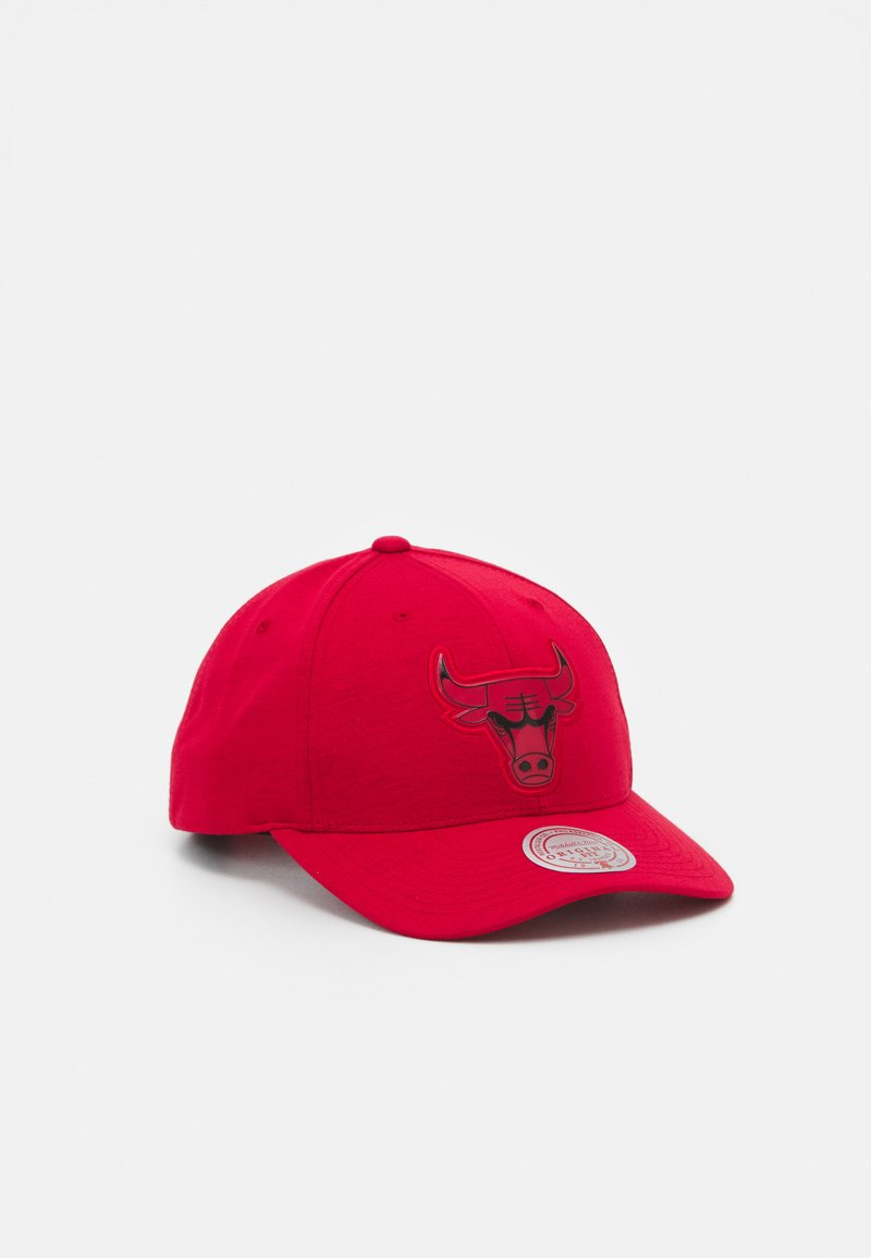 Mitchell & Ness - NBA CHICAGO BULLS PRIME LOW PRO - Club wear - red