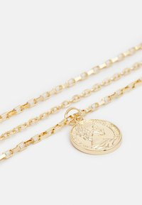 Urban Classics - LAYERING AMULET NECKLACE UNISEX - Smykke - gold-coloured - 2