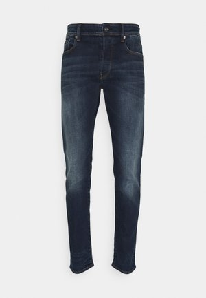 3301 SLIM - Slim fit jeans - worn in dusk blue