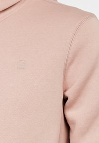 G-Star - PREMIUM CORE HOODED ZIP - Huvtröja med dragkedja - pink - 4