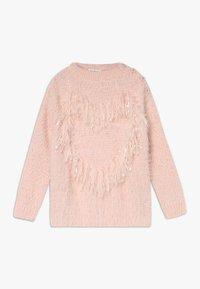 Mini Molly - GIRLS - Svetr - light pink - 0
