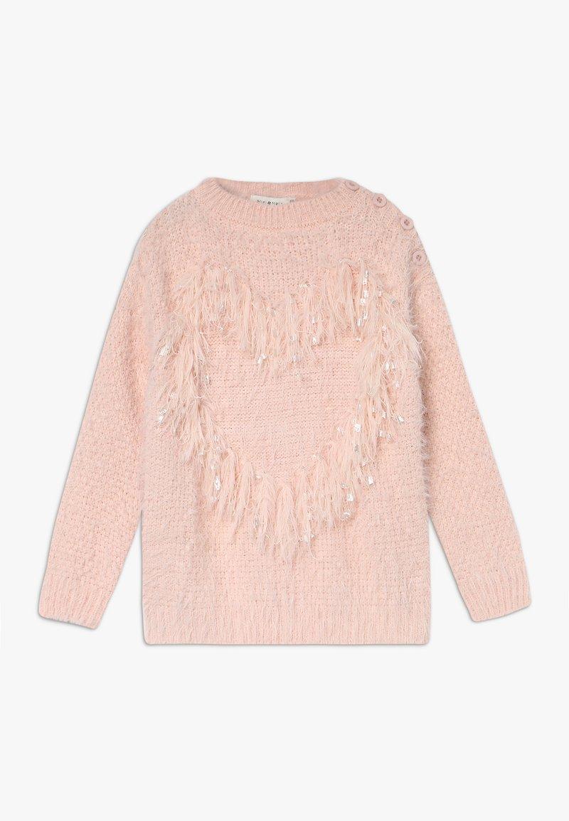 Mini Molly - GIRLS - Svetr - light pink