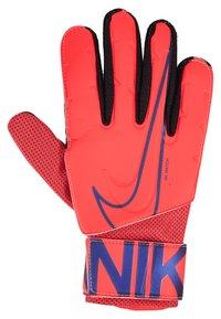 Nike Performance - MATCH - Goalkeeping gloves - laser crimson/black/black - 2
