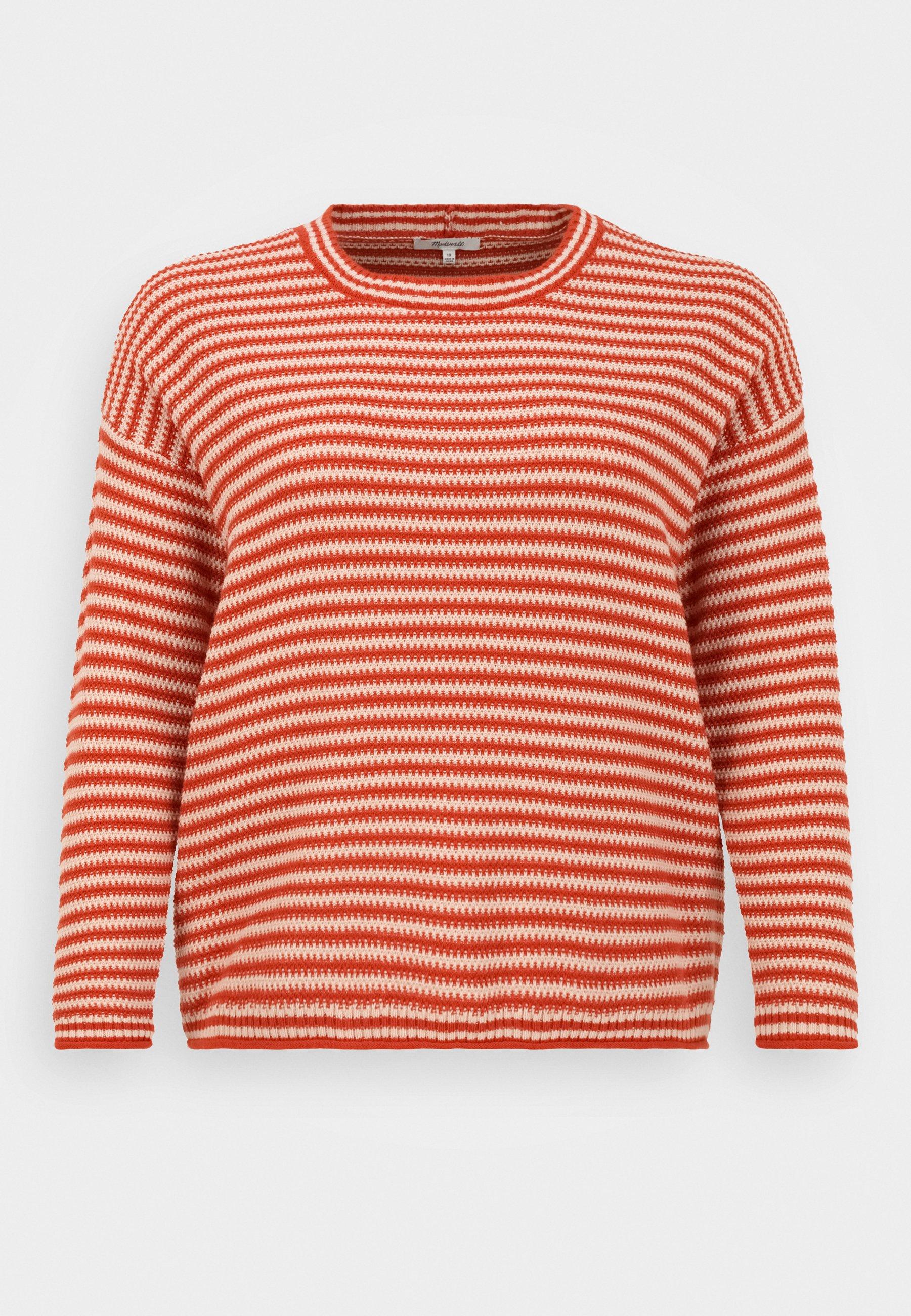 Damen COLOR STRIPE CROSBY TEXTURED DIRECT EXCLUSIVE - Sweatshirt