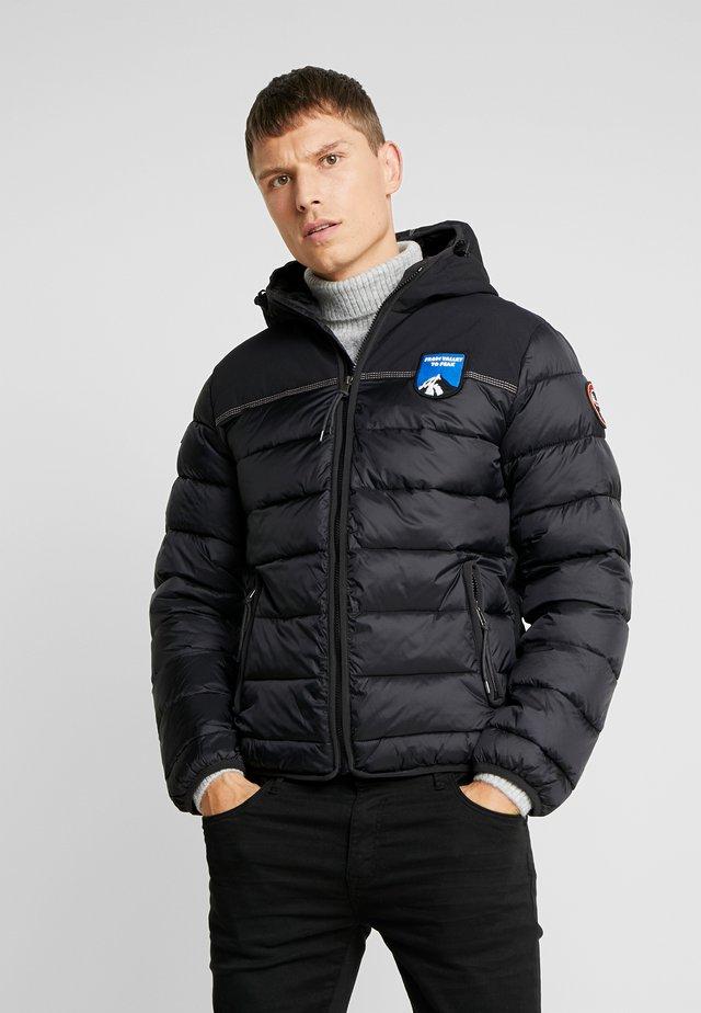 ARIC - Winter jacket - black