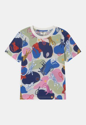 MINI TEE - T-shirt med print - multi-coloured
