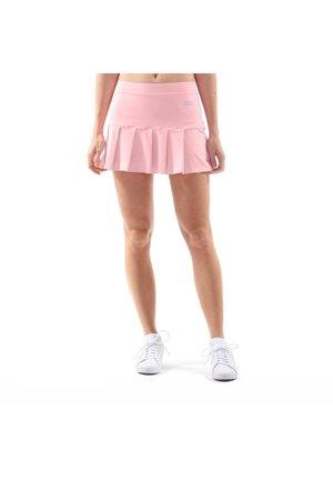 FALTEN - Sports skirt - hellrosa