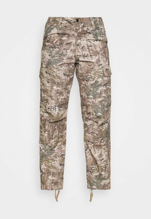 PANT COLUMBIA - Cargo trousers - desert